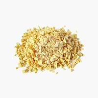 Персик сублимированный - кусочки - 2-7 мм - 50 г