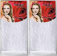 Носки женские гипюр Jujube белые