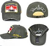 Бейсболка DSQUARED2. Мужские кепки., фото 7