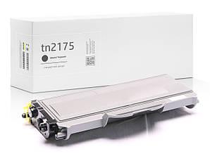 Картридж совместимый Brother TN-2175 (TN2175) , ресурс (2.500 копий), аналог от Gravitone