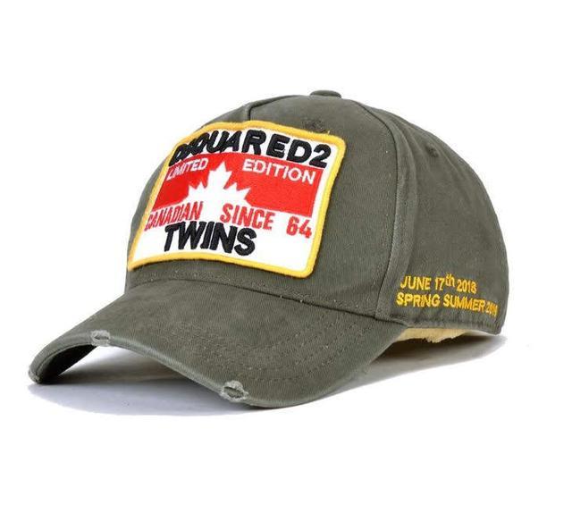Бейсболки кепки DSQUARED2