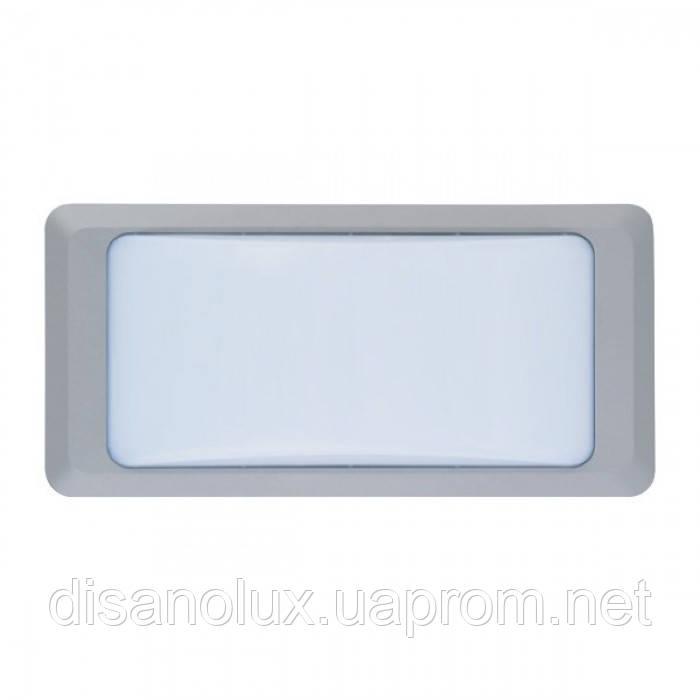 """Світильник фасадний  LED 12W  230V  """"BADEM"""" IP65 4200K"""