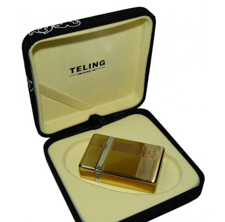 Зажигалка подарочная Teling 3630