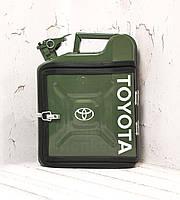 Канистра-бар 10 л. «Toyota»