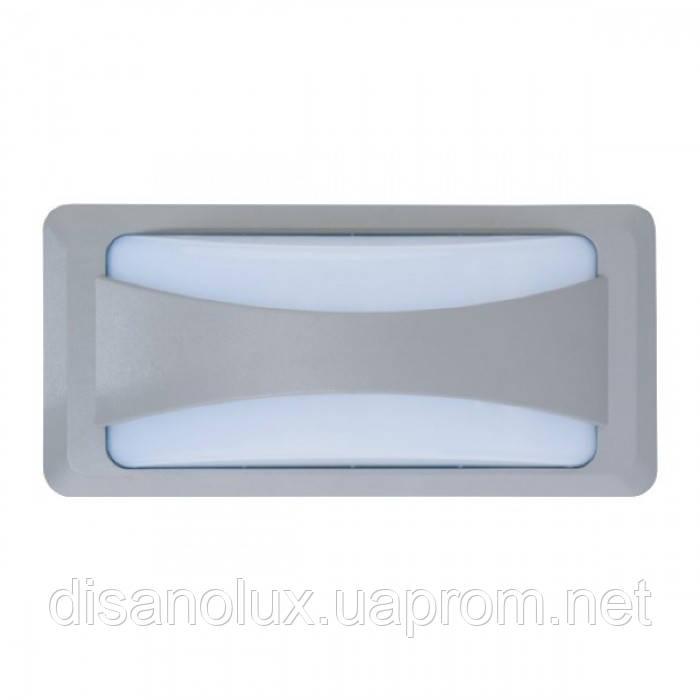 """Світильник фасадний LED 12W """"SUSAM"""" 230V IP65 4200K"""