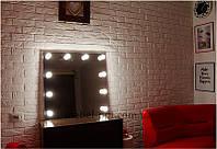 Зеркало с подсветкой Крис, для дома, салона красоты, магазина