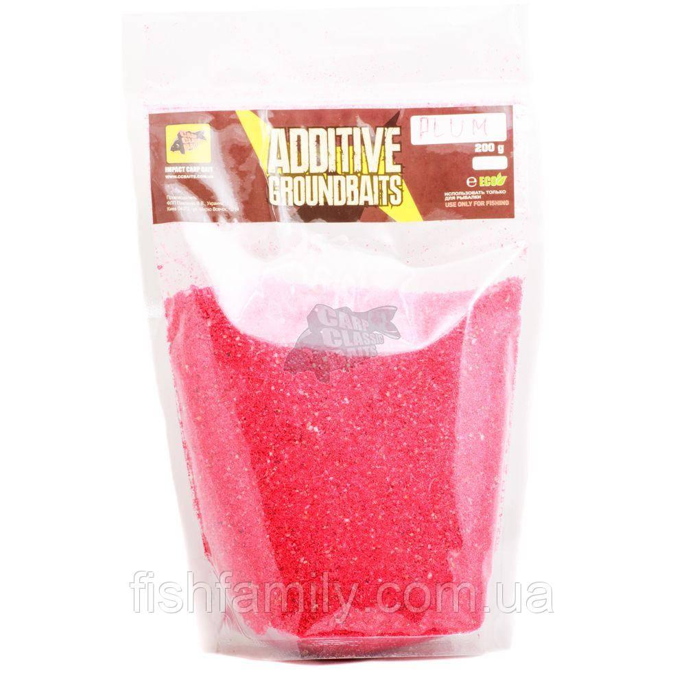 Добавка для Прикормок Additive Groundbaits, Plum [Слива], 200