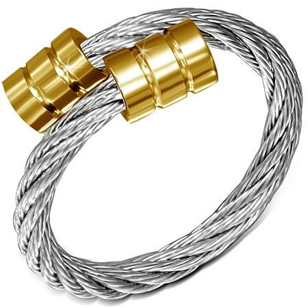 Жіноче кільце-струна 316 Steel
