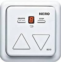 Центральный пульт для упраления жалюзи  ролетами маркизами Nero 8010L