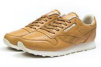 Мужские кроссовки в стиле Reebok Classic, рыжие 46 (30 см)