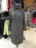 Акция! Демисезонный женский плащ пальто  Gessica Sabrina, Mishele 16076-1 46, 48, 50, 52, 54 размер