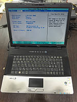 Ноутбук FUJITSU SIEMENS Amilo pa 2548 б/у, без жесткого диска и зарядного!
