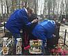 Комплект для чистки/мийки/захисту пам'ятнику KLVIV MIX - 3 од.засобів/Захист (Мокрий ЕФЕКТ)