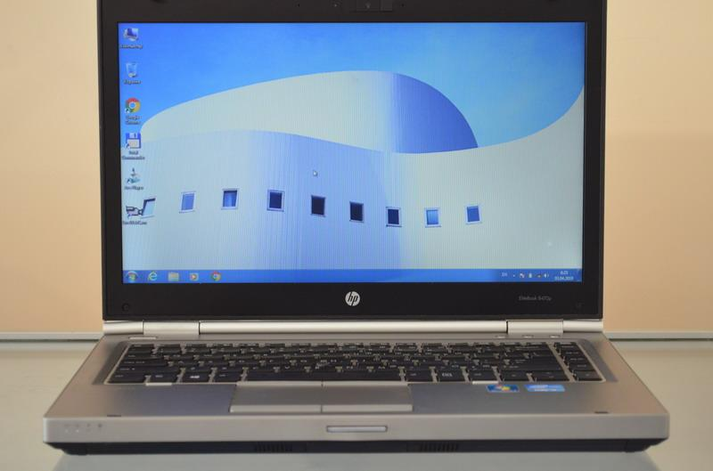 Ноутбук б/у HP Elitebook 8470p Intel Core i5 / 8Gb / HDD 500Gb