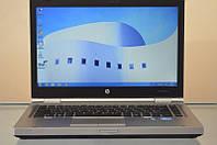 Ноутбук б/у HP Elitebook 8470p Intel Core i5 / 8Gb / HDD 500Gb, фото 1