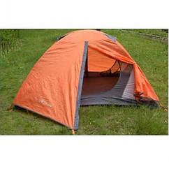 Палатка туристическая 4 места с тамбуром