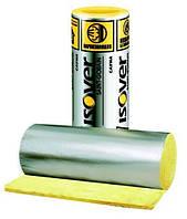 Утеплитель фольгированный (минеральная вата) ISOVER сауна, 50мм/15 кв.м.