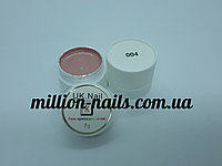 Гель-краска  для ногтей UK.Nail №04 темно-бежевый, 7 грамм
