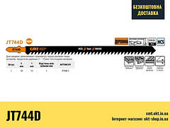 Ленточное полотно для электролобзика180x155x4 JT744D-3