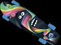 Скейт GO Travel з малюнком Монстрик (LS-P2206-1)