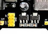 Модуль питания макетных плат MB102 3.3 5В Arduino, фото 3