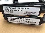2H006151282V Коврики резиновые задние VW Amarok, фото 4