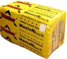 Утеплитель (минеральная вата) Master Rock 30, 100мм/3м.кв.