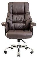 Кресло компьютерное Конгресс хром, фото 1