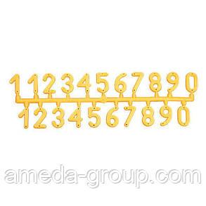 Номера для ульев 21 цифра пластик, фото 2