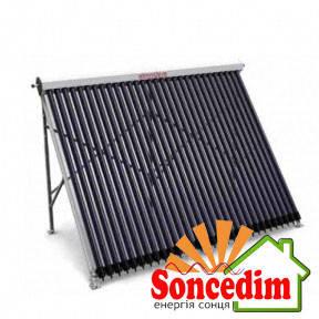 Вакуумний сонячний колектор СВК-Nano на 30 трубок, фото 2