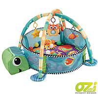Развивающий коврик Happy Space Черепаха JL629-1B