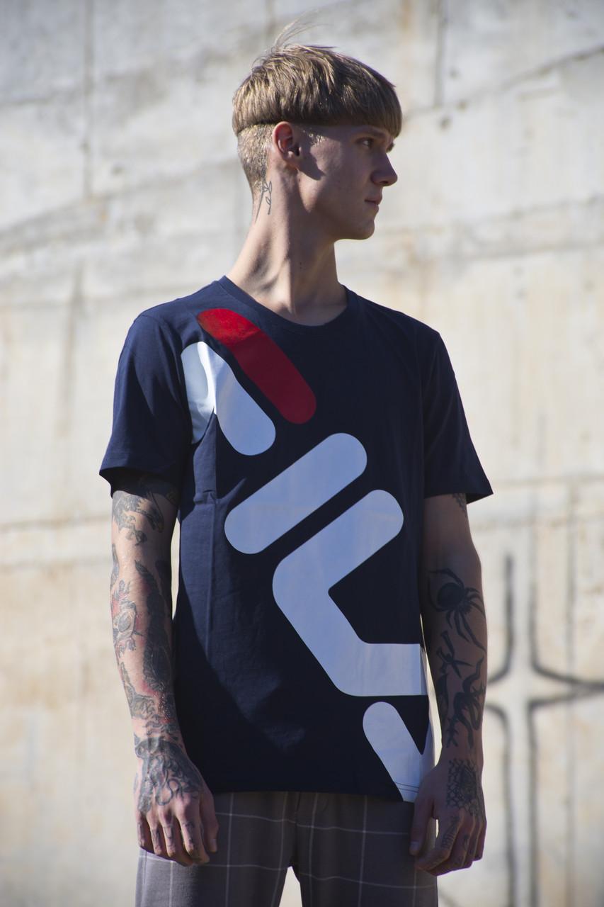 Мужская футболка Fila ( Реплика )