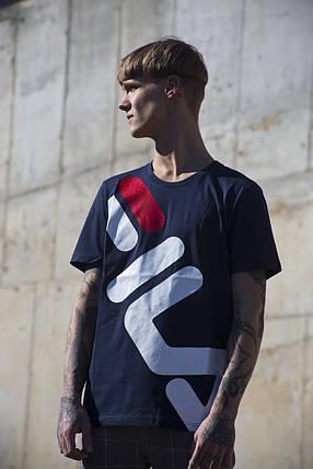 Мужская футболка Fila ( Реплика ), фото 2