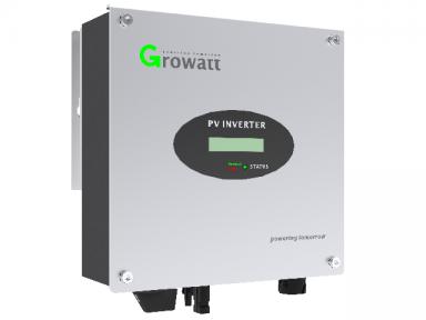 Мережевий інвертор Growatt 3000TL (3кВт 1 фаза 1 шт. MPPT), фото 2