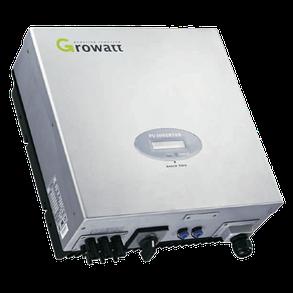 Мережевий інвертор Growatt 5000UE, фото 2