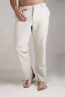 Брюки мужские классические из конопли. Конопляная одежда. Органическая одежда, фото 1