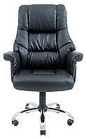 Кресло компьютерное Конгресс хром PU, фото 1