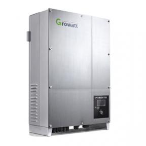 Мережевий інвертор Growatt 20000-UE 20кВт 3 фази 2MPPT, фото 2