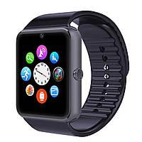 Умные часы телефон Smart Watch Phone GT08 Original камера шагомер счетчик калорий QualitiReplica