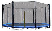 Защитная сетка 10 фт 300-312 см, 8 столбиков, внешняя