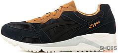 Мужские кроссовки Asics Tiger Gel-Lique Black Cathay Spice H6K0L-9077