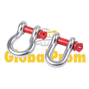 Такелажная скоба G 2150, такелажная скоба, скоба такелажная, скоба