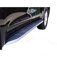Пороги боковые Toyota Prado 150