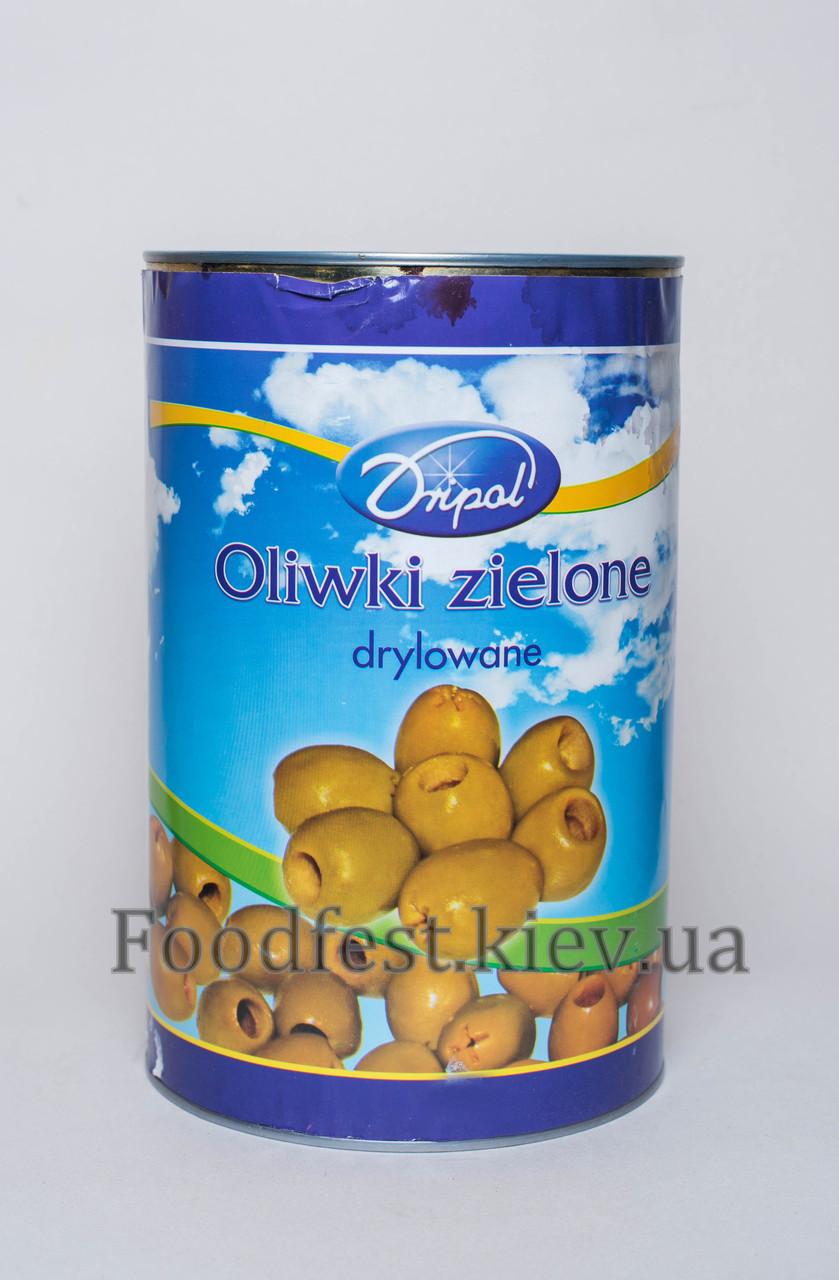 Оливки б/к TM Dripol 4000/2000г