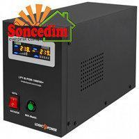ДБЖ LPY- B - PSW-800VA + (560Вт) 5A / 15A з правильною синусоїдою 12В LogicPower