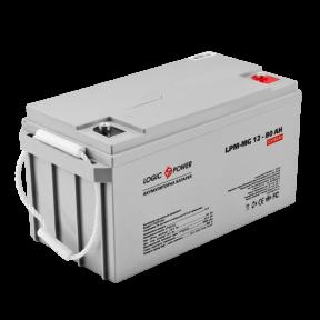 Аккумулятор мультигелевый AGM LPM-MG 12 - 80 AH LogicPower