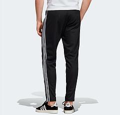 Спортивные штаны Adidas Adicolor  Black (эластика), фото 3