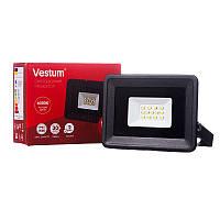 Прожектор светодиодный 10W 6500K Vestum