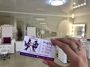 Nail Studio Beauty Fingers в Одессе 8