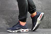 Мужские кроссовки в стиле Nike Air Max TN, синие 43 (27,7 см)